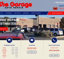 Repair Shop Websites Websites For Auto Repair Shops Repair Shop